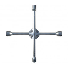 Ключ баллонный крестовой 17х19х21 мм Matrix 14245 PROFESSIONAL квадрат 1/2