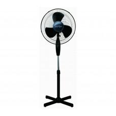 Вентилятор напольный Maxtronic-1619-3 черный