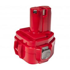 Батарея для аккумуляторной дрели Makita (12V; 1.5A/h; Ni-Cd) Практика 031-655