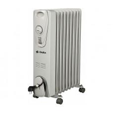 Масляный радиатор Дельта D25F-9