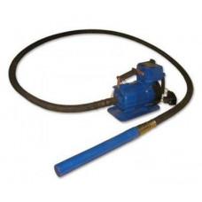 Вибратор глубинный электрический ВИ-1-17-3 (гибкий вал 3м + наконечник 51мм)