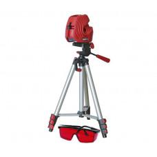 Нивелир лазерный Condtrol EFX Set (диапазон 10м, точность 0,4мм/м)