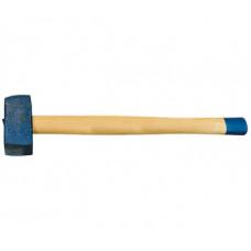 Кувалда 5000 г Россия 10967 литая головка, деревянная рукоятка