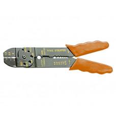 Щипцы для зачистки электропроводов и обжима контактных клемм 210 мм Sparta 177505 1.5-6.5 мм