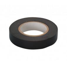 Изолента ПВХ, 15 мм х 10 м, 130 мкм, черная Сибртех 88788