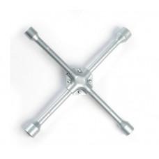 Ключ баллонный крестовой Ермак 766002 (17-19-21-23мм, 14