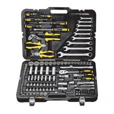 Набор инструментов 128 предметов Berger BG128-1214
