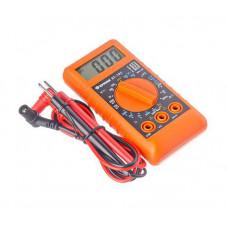 Мультиметр мини цифровой DT-182 Ермак 660001