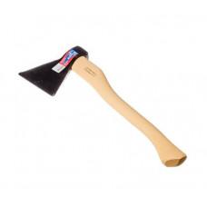 Топор 1400 г Труд-Вача 662009 кованный, в сборе Б3, деревянная ручка
