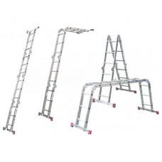 Лестница-трансформер шарнирная Dogrular - 4x4