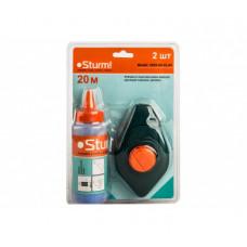 Отбивочный шнур Sturm 20м 2025-02-SL20