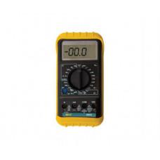 Мультиметр 80625 0,1мВ-1000В; 0,1В-750В; 1мкА-20А; 0,1Ом-20МОм; коробка