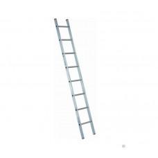 Лестница односекционная алюминиевая Dogrular 8 ступеней