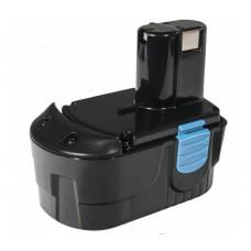 Батарея для аккумуляторной дрели Hitachi (18V; 1.5A/h; Ni-Cd) Практика 776-959