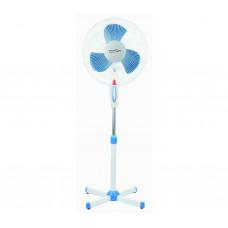 Вентилятор напольный Maxtronic-1619-2 синий