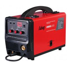 Сварочный аппарат полуавтомат инверторный Fubag IRMIG 200 + горелка FB 250_3м