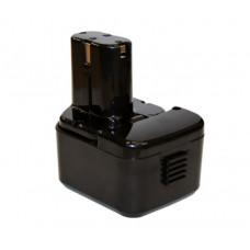 Батарея для аккумуляторной дрели Hitachi (12V; 1.5A/h; Ni-Cd) Практика 031-679
