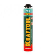 Пена монтажная KRAFTOOL KRAFTFLEX PREMIUM PRO B1 профессиональная, монтажная, 41186_z01