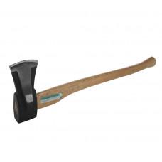 Топор-колун 1000 г Sturm 1015-03-1000 ручка 400мм, ушастый, деревянная рукоятка, кованная сталь
