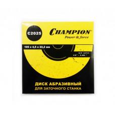 Точильный камень для станка Champion С2025 (105х22,2х4,5мм)