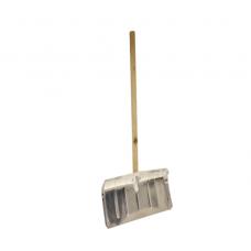 Лопата тротуарная ЛТР стальная 500x330мм черенок-1200мм