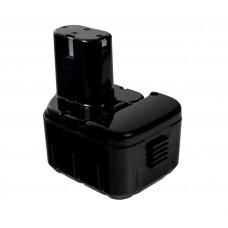 Батарея для аккумуляторной дрели Hitachi (12V; 2.0A/h; Ni-Cd) Практика 032-157