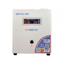 Источник бесперебойного питания Энергия Pro-500 12V Е0201-0027