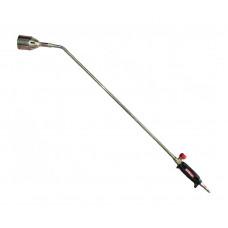 Горелка газовоздушная Krass ГВ-850 вентильная L=850мм (стакан 50мм)