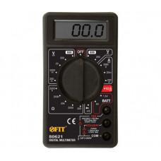 Мультиметр 80621 0,1мВ-600В; 0,1В-600В; 1мкА-10А; 0,1Ом-2МОм; коробка