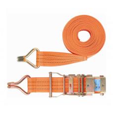 Ремень багажный с крюками Stels 54387 храповый механизм 0,5х10м