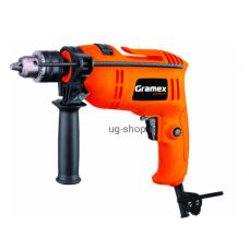 Дрель ударная электрическая Gramex HID-710